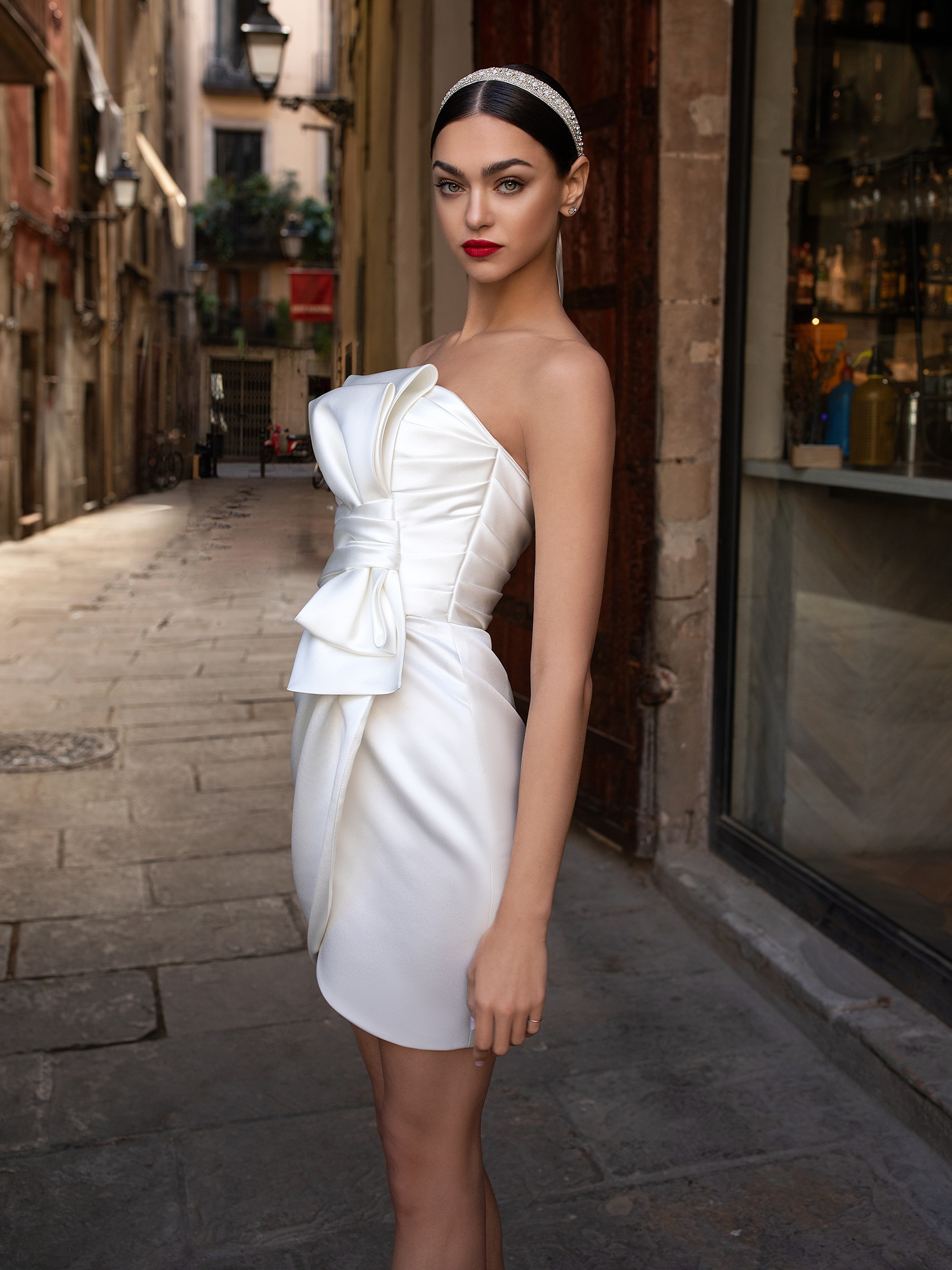 Ovias Collection Little White Dress Your Wedding