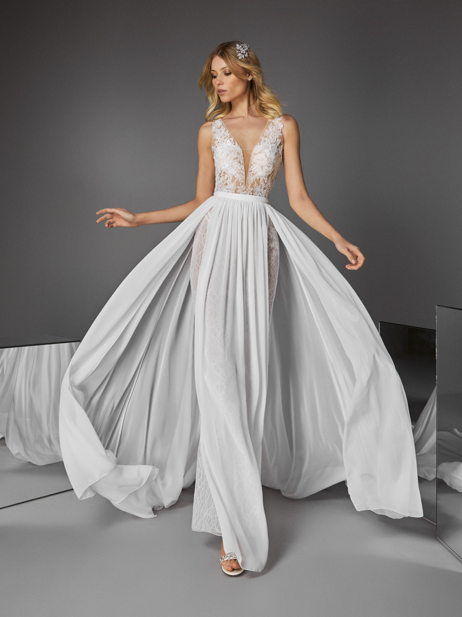 Pronovias Separates Wedding Dresses