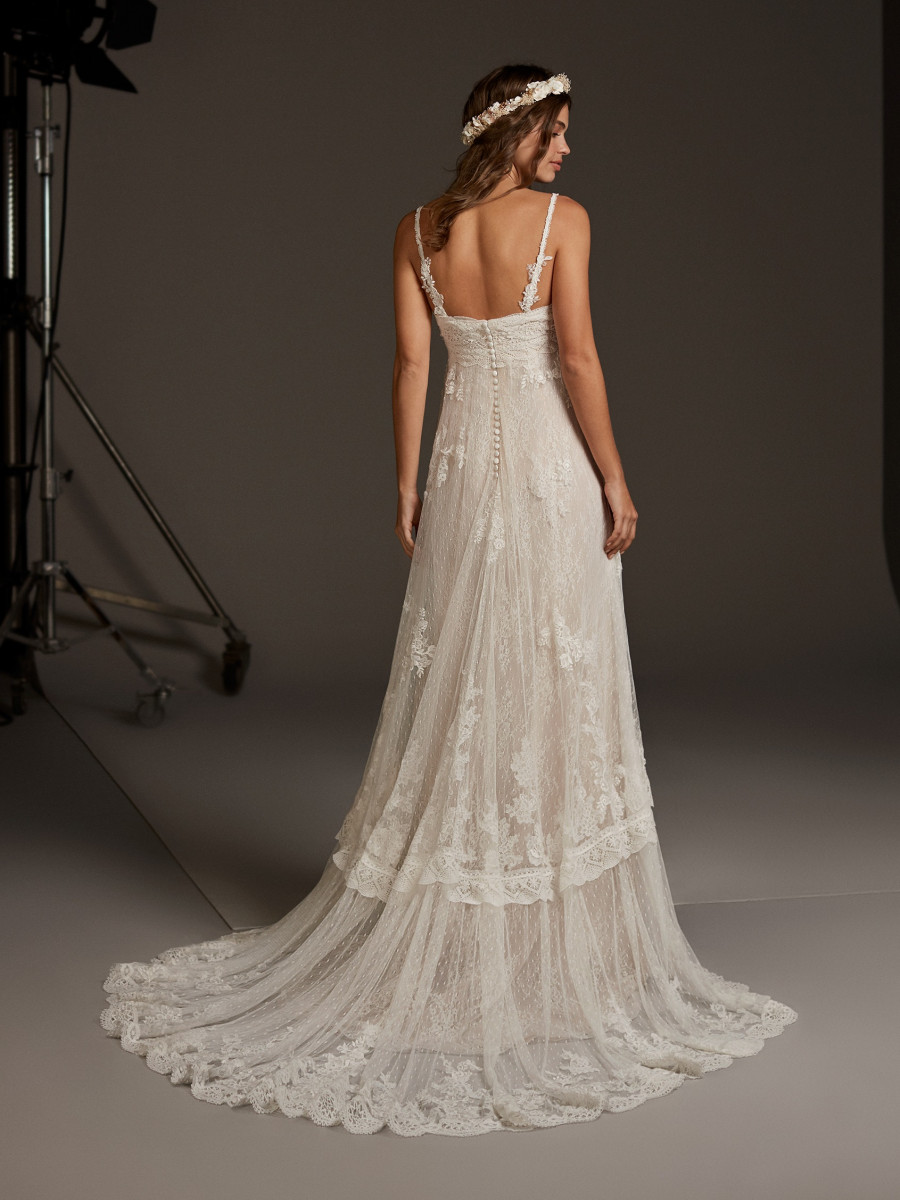 ce9a090ce80c Wedding dresses - Pronovias