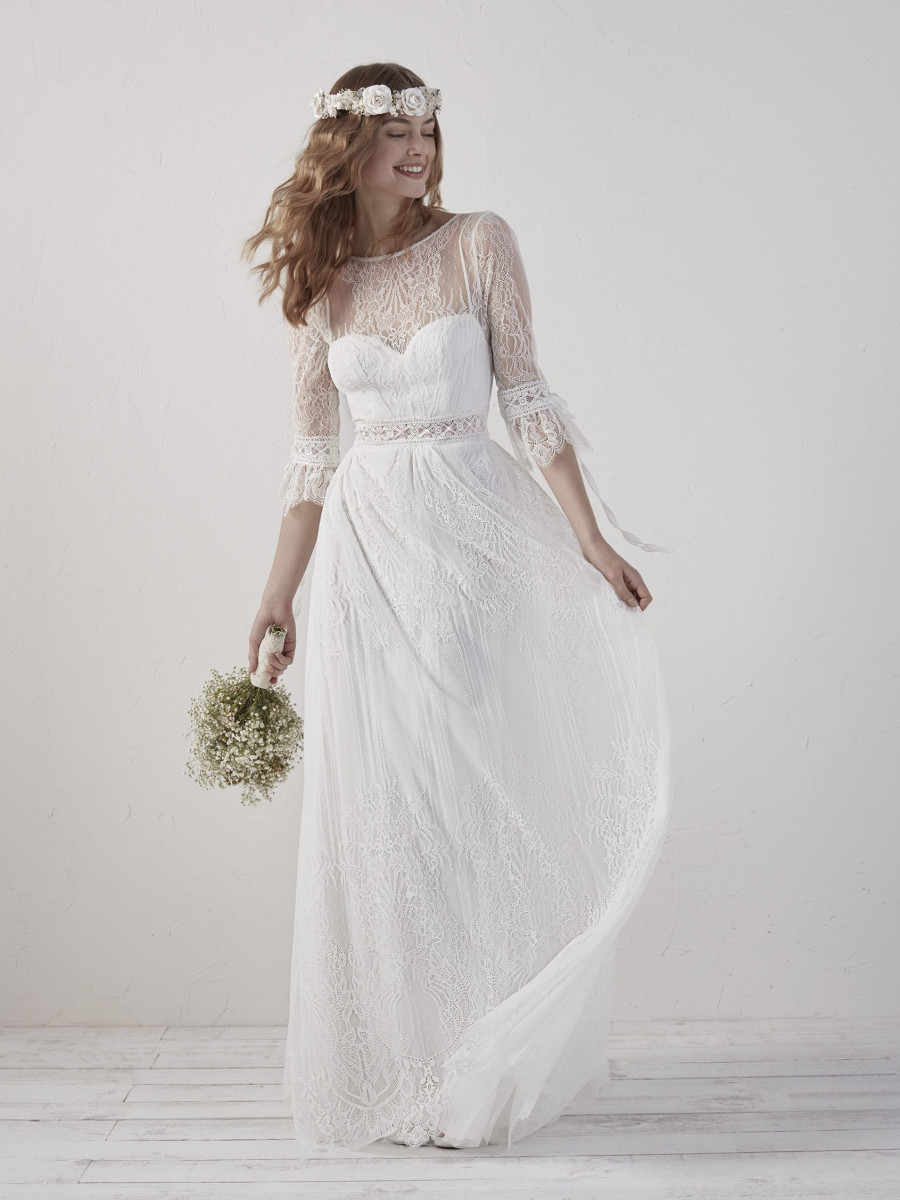 Boho Wedding Dresses