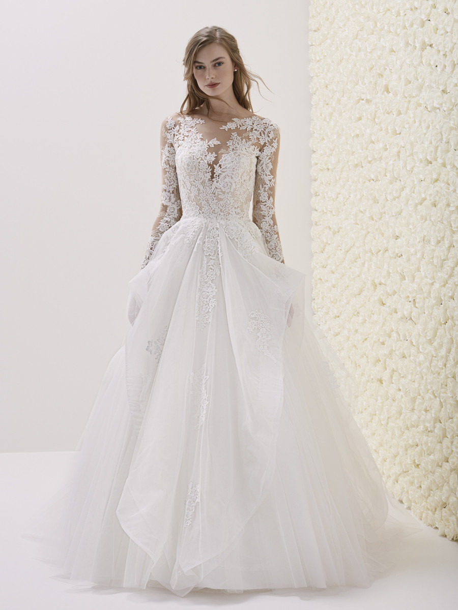 Romantic wedding dresses - Wedding dresses | Pronovias