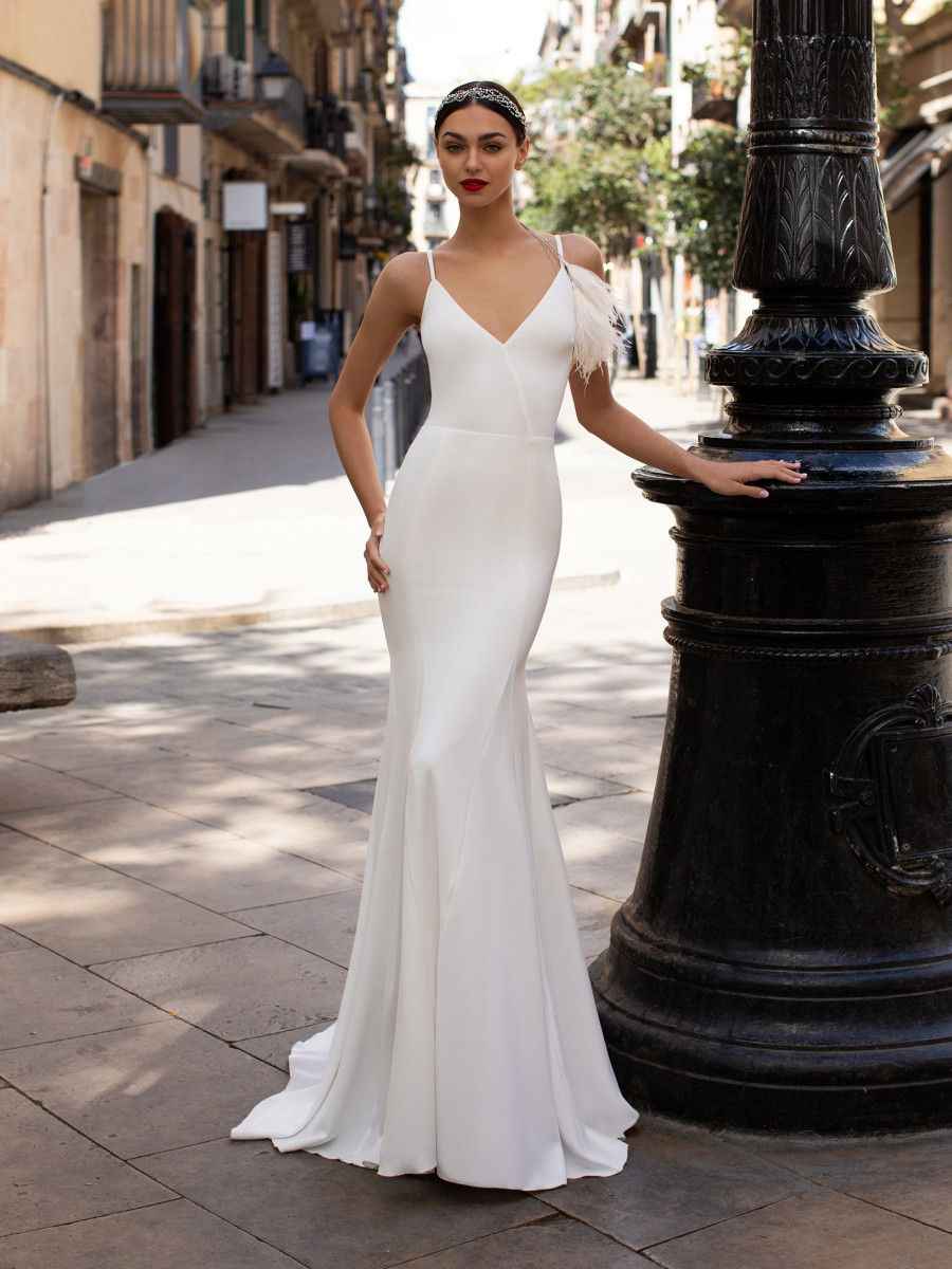 Civil Marriage Wedding Dresses