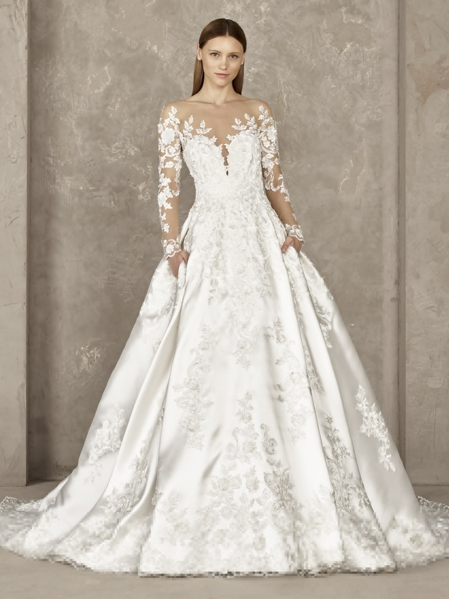 Pronovias Prive 233 Wedding Dresses