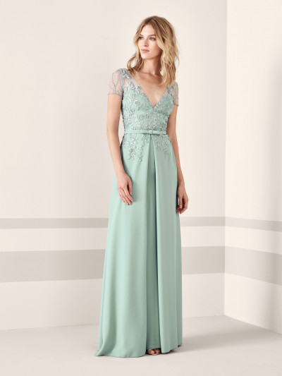 Flowing Party Dress